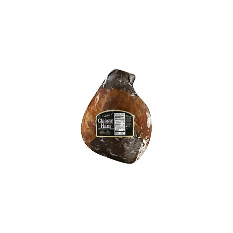 Signature SELECT Ham Smoked Bone In Classic Whole - 18.75 Lb