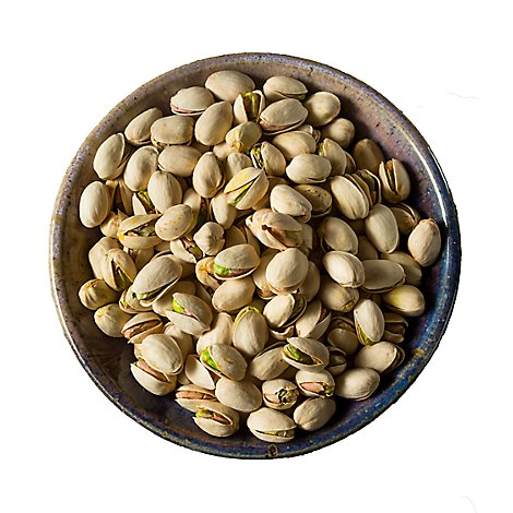 Pistachios Inshell Roasted Salted - 7 Oz