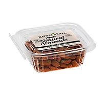 Almonds Natural Whole - 7 Oz