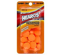 Hearos Adv Protection - 10 Pair