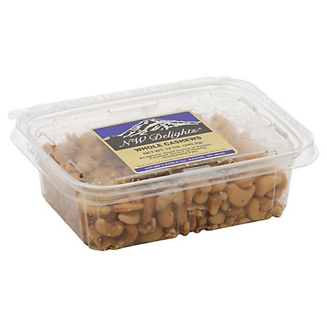 Northwest Delights Cashews - 12 Oz