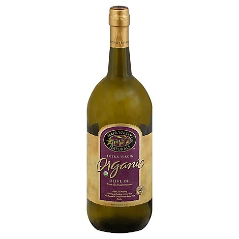 Napa Valley Naturals Oil Olive Xvrng Org - 50.8 Oz