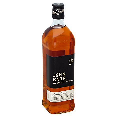 John Barr Blended Scotch Whisky - 750 Ml