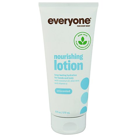 Everyone Lotion Unscented - 6 Oz