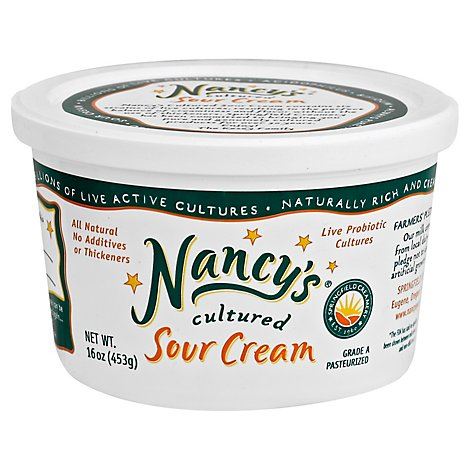 Nancys Sour Cream - 16 Oz