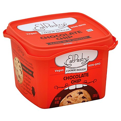 Eatpastry Cookie Dough Choc Chip - 14 Oz
