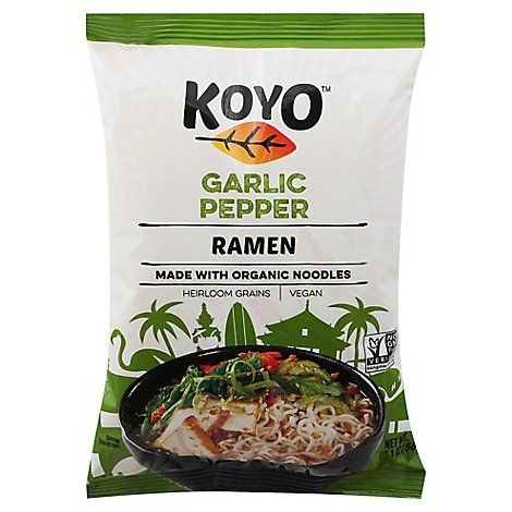 Koyo Ramen Garlic Pepper - 2.1 Oz