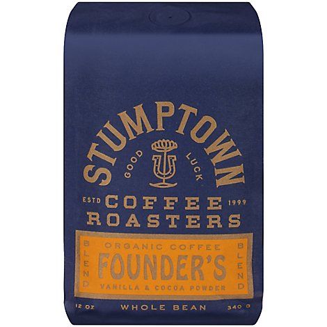 Peets Coffee Sf Founders Blend Wb - 12 Oz