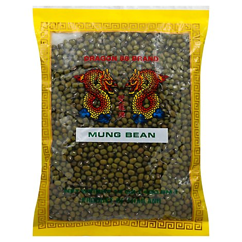 Whole Mung Beans - 14 Oz