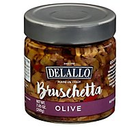 Delallo Olive Bruschetta - 7.05 Oz