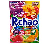 Uha Mikak Candy Puchao Mix Fruit - 3.52 Oz