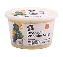 Signature Cafe Broccoli Cheddar Soup - 15 Oz
