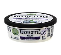 Open Nature Yogurt Aussie Style Blueberry - 8 Oz