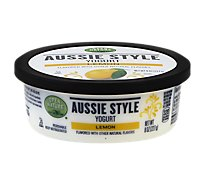 Open Nature Yogurt Aussie Style Lemon - 8 Oz