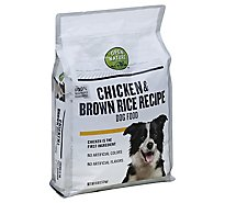 Open Nature Dog Food Chicken & Brown Rice Recipe Bag - 6 Lb