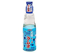 Kimura Ramune Soft Drink Carbonated Original Flavor - 6.76 Fl. Oz.