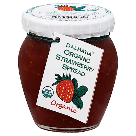 Dalmatia Strawberry Spread - 8.5 Oz