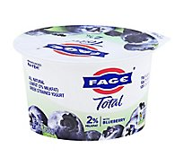 Fage Grk Strained Ygrt W/Blubry Total 2% - 5.3 Oz