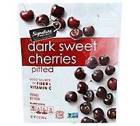 Signature SELECT Cherries Dark Unsweetened - 12 Oz