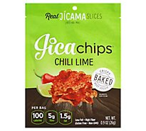Jica Chips Chili Lime - .9 Oz