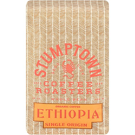 Stumptown Ethiopia Guji Whole Bean - 12 Oz