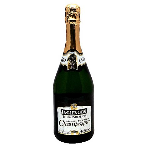 Inglenook Champagne Alcohol Removed Wine - 750 Ml