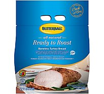 Butterball Everyday Ready To Roast Turkey Breast Boneless Skinless Classic Oven Style - 48 Oz