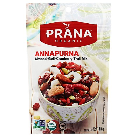 Prana Annapurna Trail Mix Org - 4 Oz