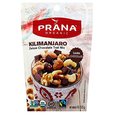 Prana Kilimanjaro Trail Mix Org - 4 Oz