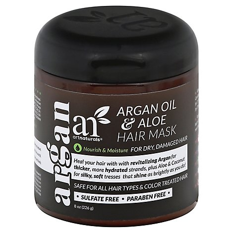 Art Naturals Argan Hair Mask - 8 Fl. Oz.