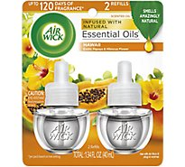 Airwick Oil Refl Hawaii - 2-.67 Fl. Oz.