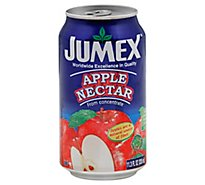 Jumex Nectar From Concentrate Apple Can - 11.3 Fl. Oz.