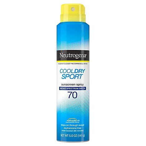Neutrogen Sport Spray Spf70 - 5 Oz