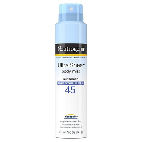 Neutrogen Us Spray Spf45 - 5 Oz