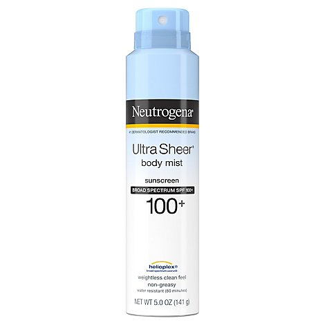 Neutrogen Us Spray Spf100 - 5 Oz