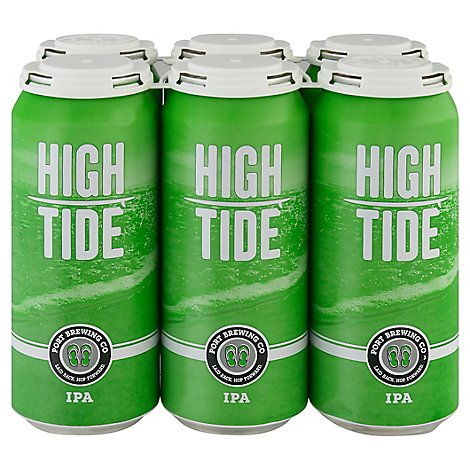 Port Brewing High Tide Ipa In Cans - 6-16 Fl. Oz.