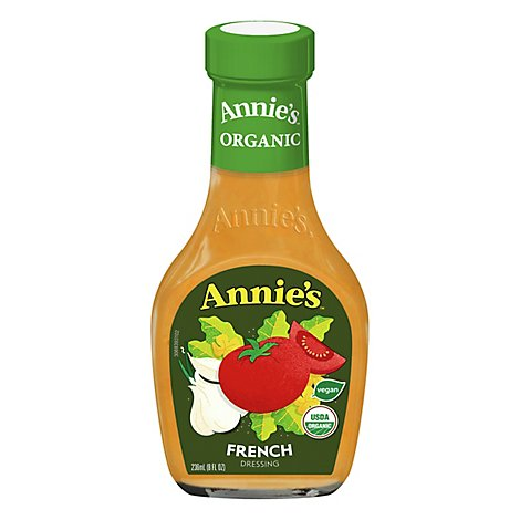 Annies Naturals Dressing Organic French - 8 Fl. Oz.