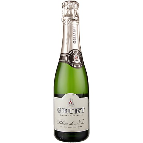Gruet Blanc De Noir Wine - 375 Ml