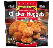 John Soules Foods Chicken Nuggets Fully Cooked Patty Fritters - 1.50 LB