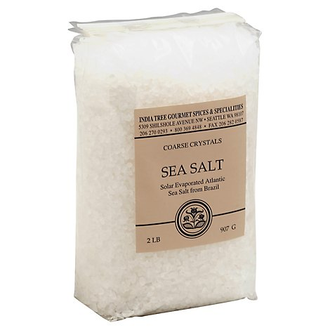 India Tre Sea Salt - 32 Oz
