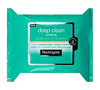 Neutrogena Dp Clean Purify Wipe - 25 Count