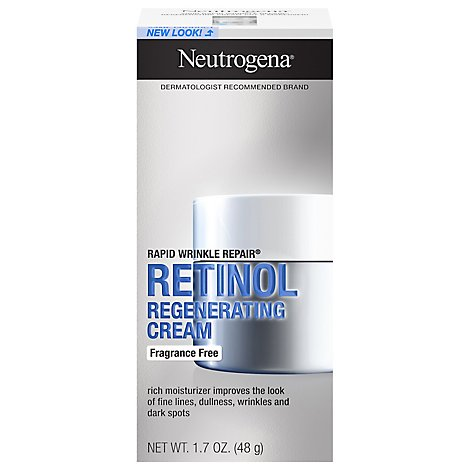 Neutrogena Regenerating Cream - 1.7 Z