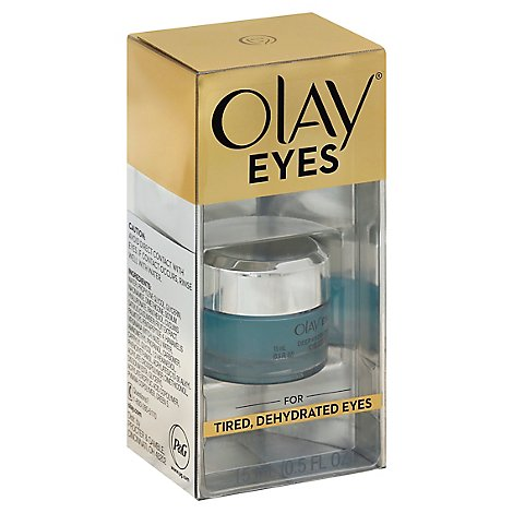 Olay Eye Gel Deep Hydrating With Hyaluronic Acid - 0.5 Fl. Oz.