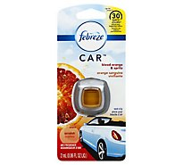 Febreze Car Blood Orange - .06 Fl. Oz.