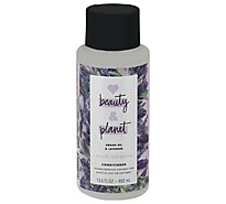 Love Beauty and Planet Conditioner Argan Oil & Lavender - 13.5 Fl. Oz.