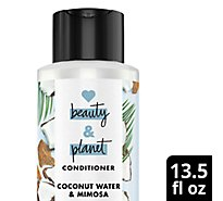 Love Beauty and Planet Conditioner Coconut Water & Mimosa Water - 13.5 Fl. Oz.