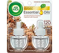 Airwick Lfscnt Oil Woodlnd - 20 Ml