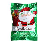 Russell Stover Marshmallow Santa - 1 Oz