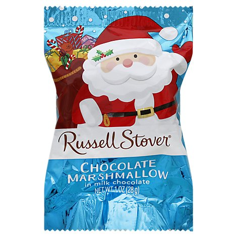 Mc Chocolate Marshmallow Santa - 1 Oz