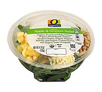 O Organics Salad Apple And Gruyere - 4.75 Oz